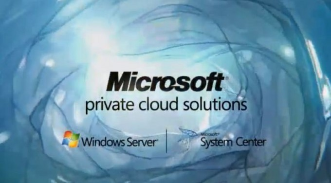 Microsoft private cloud solutions logo