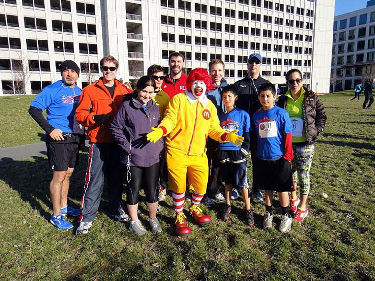 5k for Ronald McDonald Charities