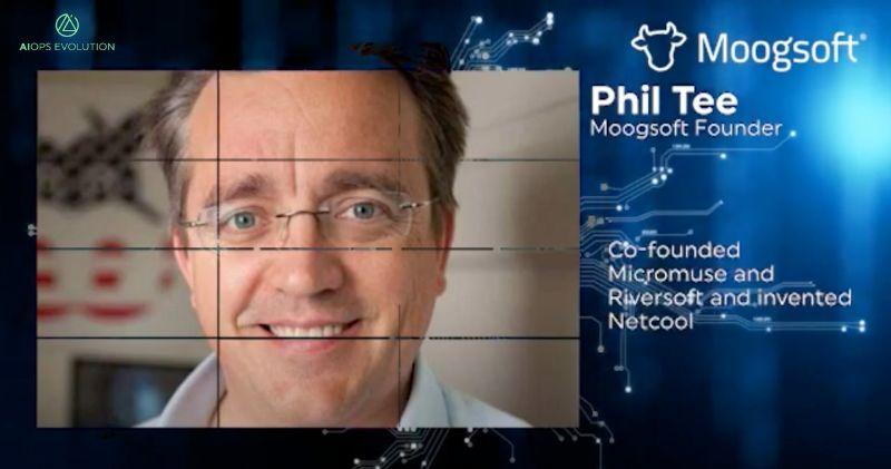 Video screencap of Phil Tee