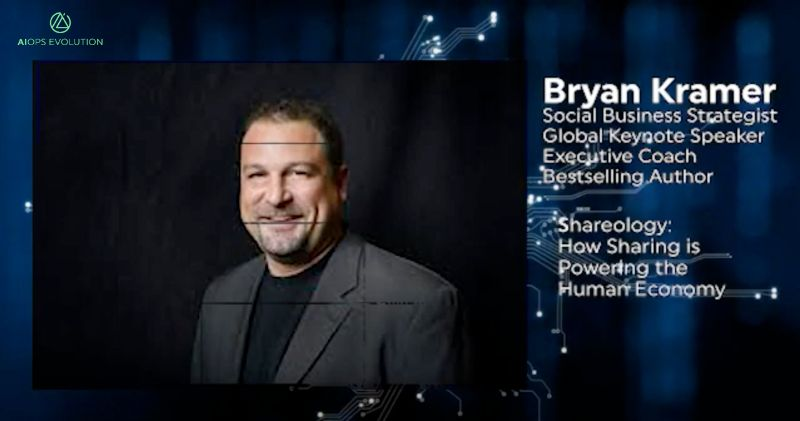 video screencap of Bryan Kramer